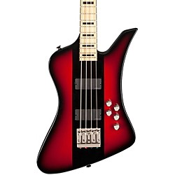 Jackson David Ellefson Signature Kelly Bird 4-String Electric Bass Maple Fingerboard (2919191590)