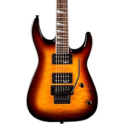 Jackson JS32Q Dinky DKA Quilt Maple Top Electric Guitar (2910237520)