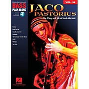 Hal Leonard Jaco Pastorius - Bass Play-Along Vol. 50 Book/Online Audio