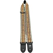 Perri's Jacquard Hootenanny Fully Adjustable Guitar Strap