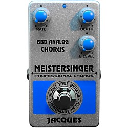 Jacques MS-2 MeisterSinger Analog Chorus Pedal (MS-2)
