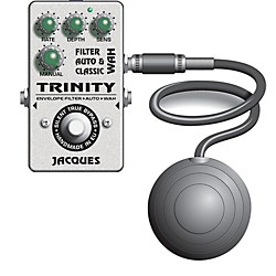 Jacques Trinity Wah Filter Pedal (TR-2)