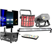 Chauvet Jam Pack Gold Lighting Package