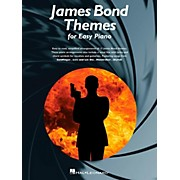 Music Sales James Bond Themes For Easy Piano