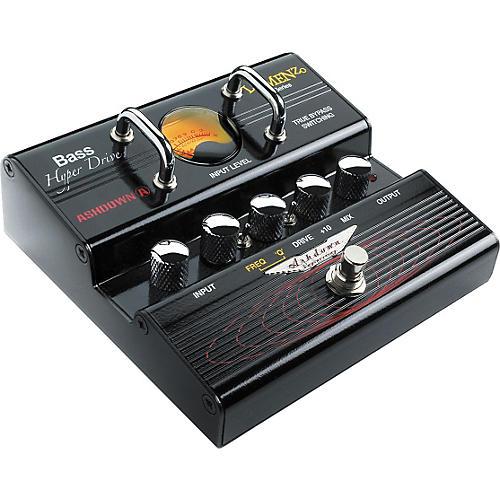 Ashdown James LoMenzo HyperDrive Distortion Bass Pedal-thumbnail