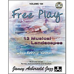 Jamey Aebersold (Vol. 104) Kenny Werner  Free Play (V104DS)