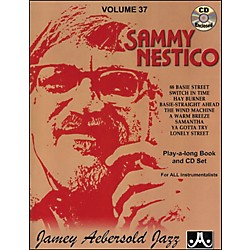 Jamey Aebersold (Vol. 37) Sammy Nestico (V37DS)