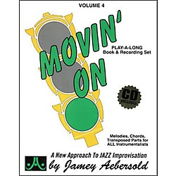 Jamey Aebersold (Vol. 4) Movin' On (V04DS)