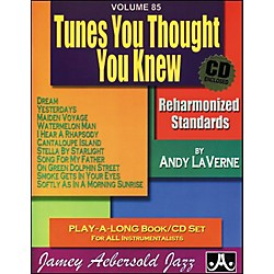 Jamey Aebersold (Vol. 85) Tunes You Thought You Knew (V85DS)
