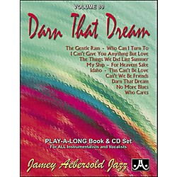 Jamey Aebersold (Vol. 89) Darn That Dream (V89DS)