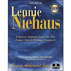 Jamey Aebersold (Vol. 92) Lennie Niehaus (V92DS)