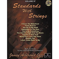 Jamey Aebersold (Vol. 97) Standards With Strings (V97DS)