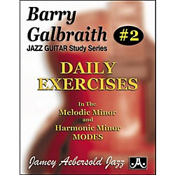 Jamey Aebersold Barry Galbraith - Daily Exercises Book (BG2)