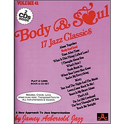 Jamey Aebersold Body & Soul (V41DS)