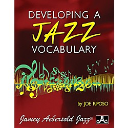 Jamey Aebersold Developing A Jazz Vocabulary (DJV)