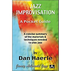 Jamey Aebersold Jazz Improvisation: A Pocket Guide (PG)
