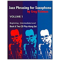 Jamey Aebersold Jazz Phrasing For Saxophone (JPFS1)