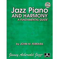 Jamey Aebersold Jazz Piano Harmony - Fundamental Edition (JPH-F)