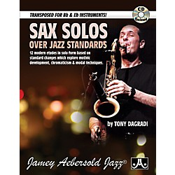 Jamey Aebersold Sax Solos Over Jazz Standards (SOJS)