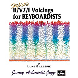 Jamey Aebersold Stylistic ii/V7/I Voicings For Jazz Keyboard (LUKE)