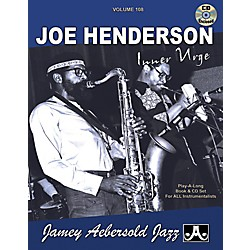 "Jamey Aebersold Vol. 108 - Joe Henderson ""Inner Urge"" (V108DS)"