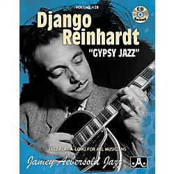 Jamey Aebersold Vol. 128 - Django Reinhardt - Gypsy Jazz (V128DS)