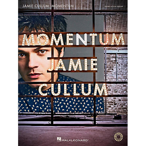 Hal Leonard Jamie Cullum - Momentum Piano/Vocal/Guitar-thumbnail