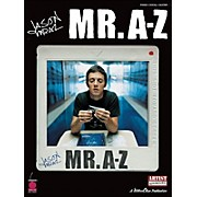 Cherry Lane Jason Mraz - Mr. A-Z arranged for piano, vocal, and guitar (P/V/G)
