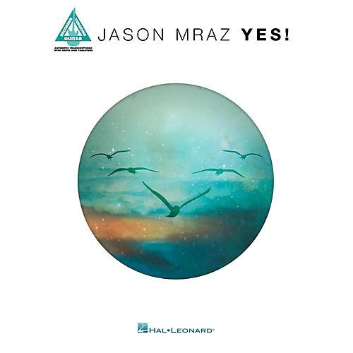 Hal Leonard Jason Mraz - Yes for Guitar Tab-thumbnail
