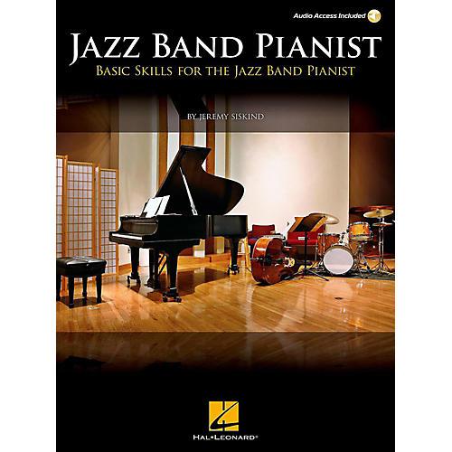 Berklee Press Jazz Band Pianist - Basic Skills For The Jazz Band Pianist Book/Online Audio-thumbnail