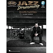 Hal Leonard Jazz Drumming - How to Apply Your Vocabulary the Drum Kit in a Musical Fashion (Book/Online Audio)