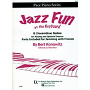 Hal Leonard Jazz Fun at the Keyboard -  6 Inventive Solos for Playing and Optional Improv