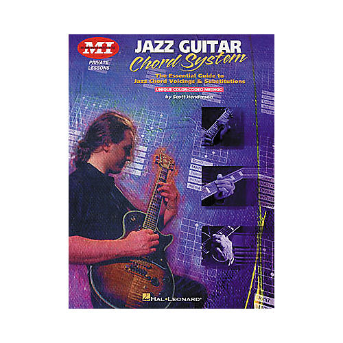 Musicians Institute Jazz Guitar Chord System Book-thumbnail