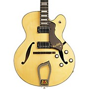 Hagstrom Jazz Model HJ-500 Semi-Hollow Electric Guitar
