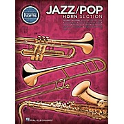 Hal Leonard Jazz/Pop Horn Section - Transcribed Horn Songbook