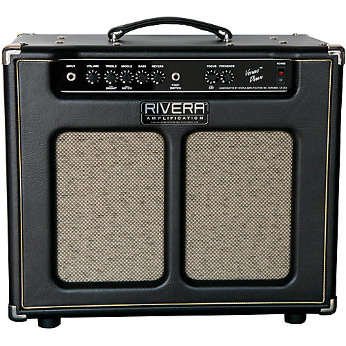Rivera Jazz Suprema 25W 1x10 Tube Combo Amp-thumbnail