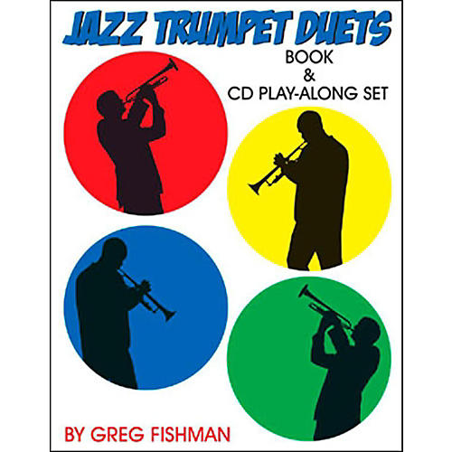Jamey Aebersold Jazz Trumpet Duets-thumbnail