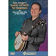 Homespun Jens Kruger's Banjo Method for Beginners DVD