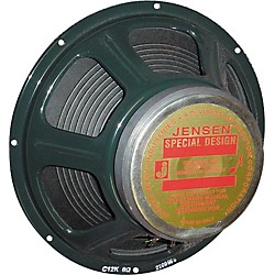 "Jensen C12K 100W 12"" Replacement Speaker (P-A-C12K-4)"