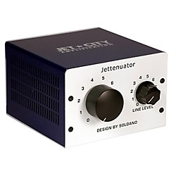 Jet City Amplification Jettenuator Amp Power Attenuator (USED004000 JETTENUATOR)