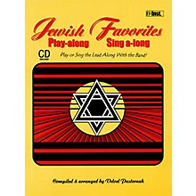 Tara Publications Jewish Favorites Play-Along/Sing A-Long Tara Books Series