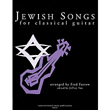Transcontinental Music Jewish Songs for Classical Guitar Transcontinental Music Folios Series
