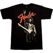 "Fender Jimi Hendrix ""Peace Sign"" T-Shirt"