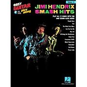Hal Leonard Jimi Hendrix Smash Hits - Easy Guitar Play-Along Volume 14 Book/Online Audio