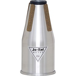 Jo-Ral FR-1A Non-Transposing Aluminum French Horn Straight Mute (Fr-1A)
