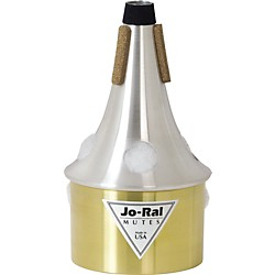 Jo-Ral TPT-4B Brass Bottom Trumpet Bucket Mute (Tpt-4B)