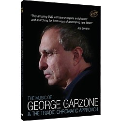 Jody Jazz The Music of George Garzone & The Triadic Chromatic Approach DVD (JJDVDGG1)