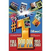 Record Research Joel Whitburn Presents #1 Pop Pix, 1953-2003 Book