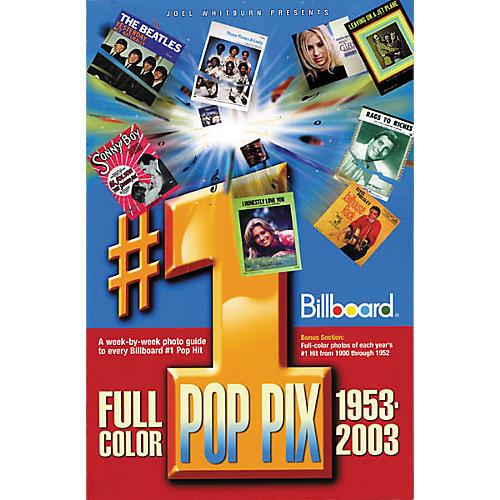 Record Research Joel Whitburn Presents #1 Pop Pix, 1953-2003 Book-thumbnail