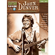 Hal Leonard John Denver (Guitar Play-Along Volume 187) Guitar Play-Along Series Softcover Audio Online by John Denver